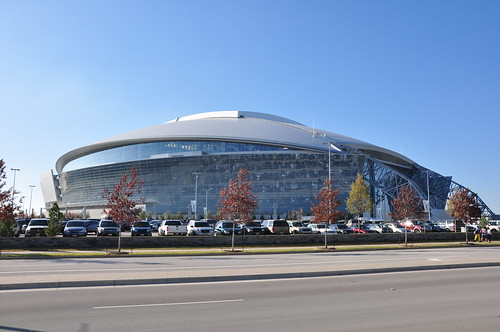 Cowboys Stadium | by stephenhanafin