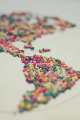 You sprinkle my world with colors! {Explored!} | by Angie Nan