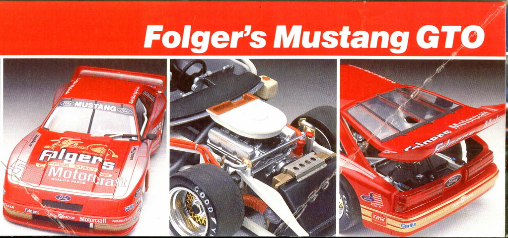 Image result for revell mustang GTO