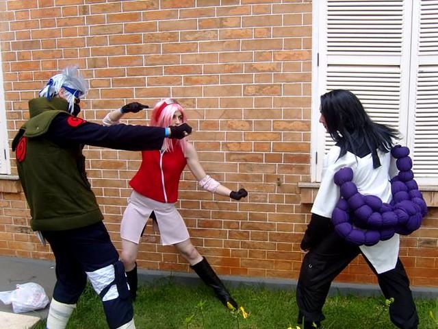 Shiore - Naruto | Flickr