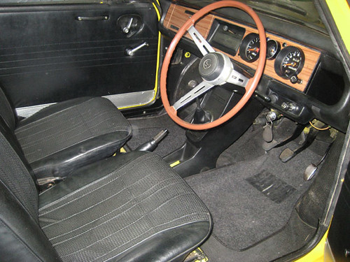 honda scamp 1970 interior history of japanese cars in new zealand flickr. Black Bedroom Furniture Sets. Home Design Ideas