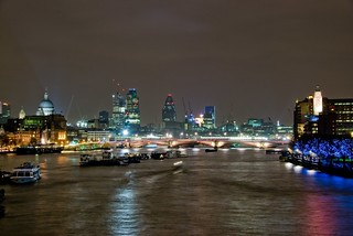 London and the Thames at Night | by J e n s