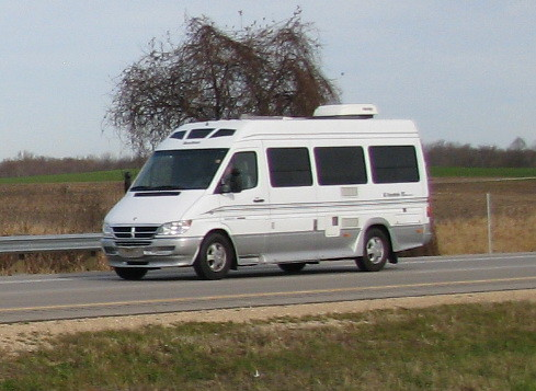 Dodge Sprinter Camper Conversion