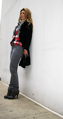 plaid-shirt-gray-jeans-chain-boots-1-1 | by ...love Maegan