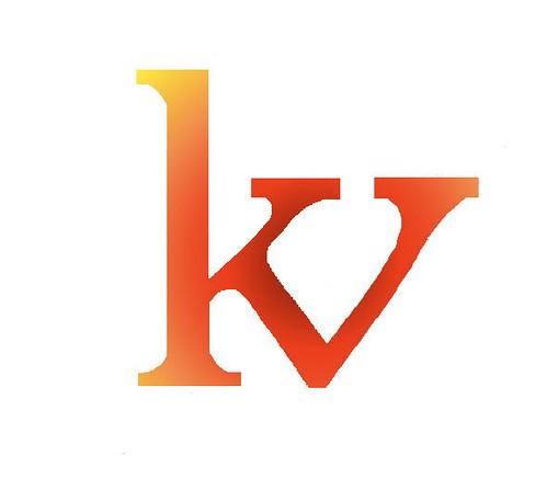 Kv Logo Yellow And Orange By Isaac Tg