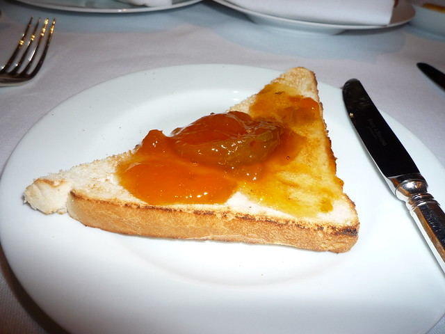 apricot & lavender jam on toast | Flickr - Photo Sharing!