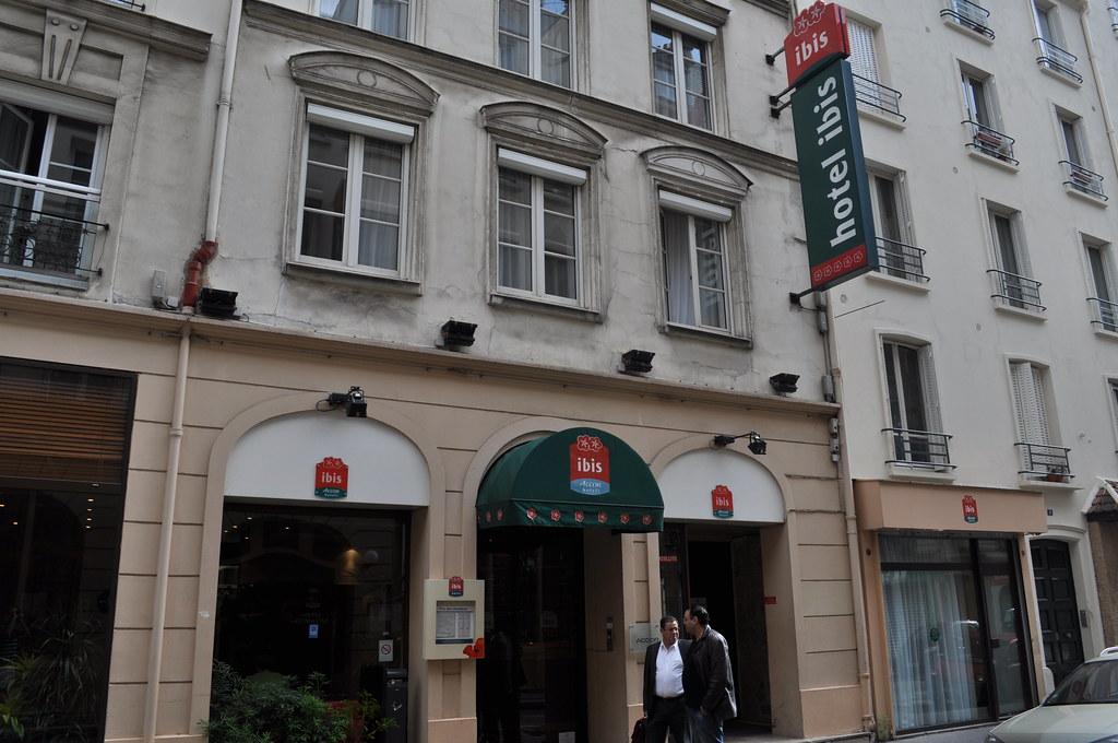 Hotel Ibis Paris Charles De Gaulle