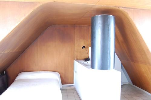 Atelier Appartement De Le Corbusier Guest Bedroom In