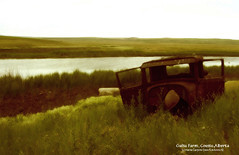 Old Truck - Galts Farm, Southern Alberta | by luxegen