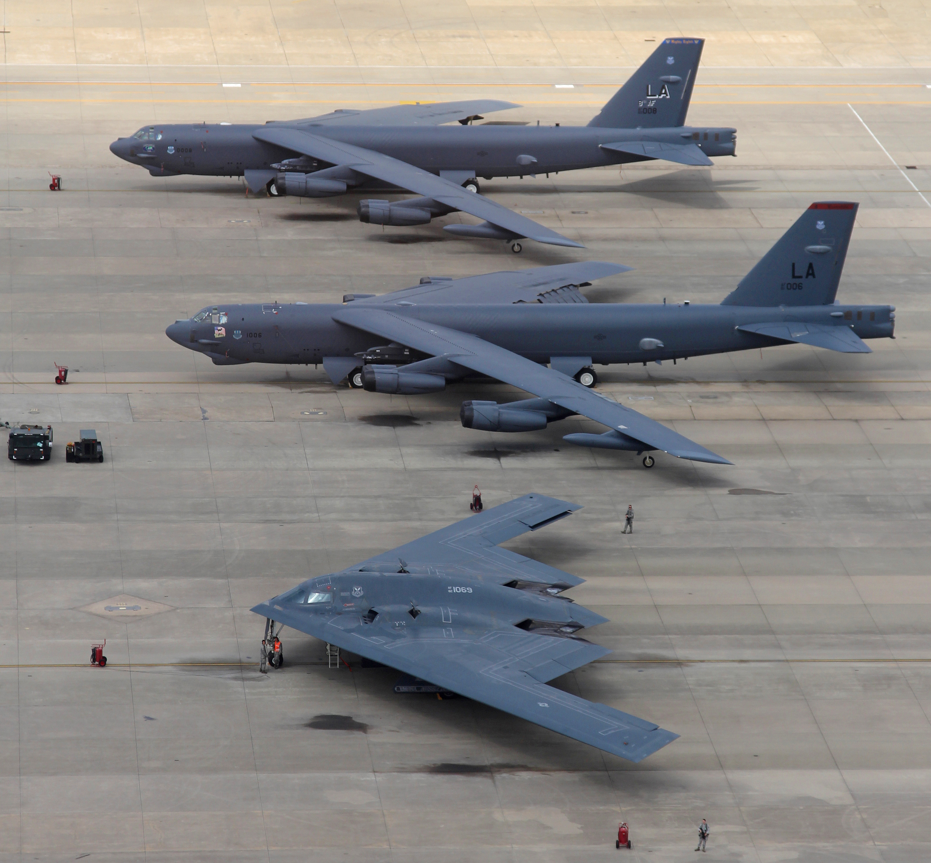All sizes | Northrop Grumman B-2 Spirit, Stealth Bomber ...