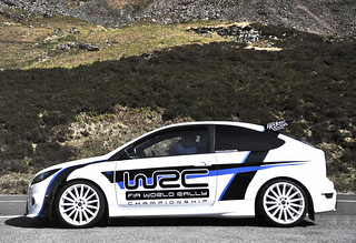 Focus RS 'WRC Edition' | by Lucian Bickerton