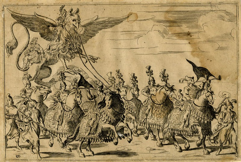 Parade of Monsters 1, 1560-1600