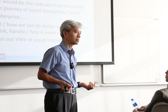 Risk Management in the Journey of Social Innovation