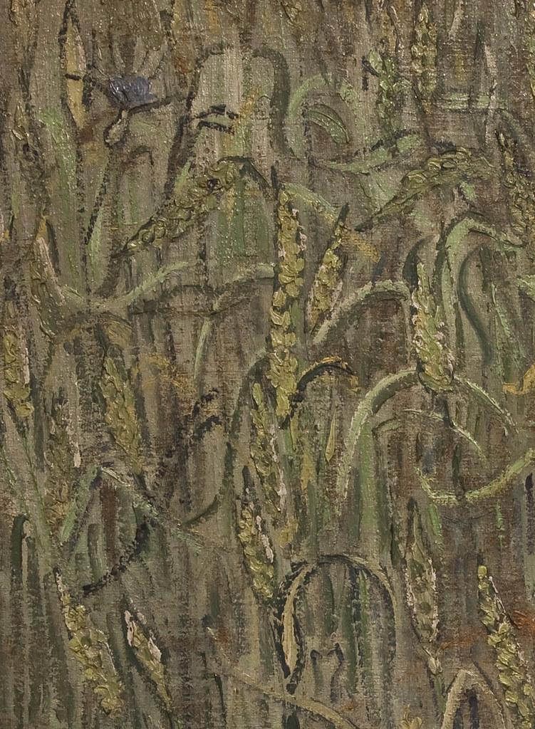 korenaren. Vincent van Gogh 1890-detail | by efraa