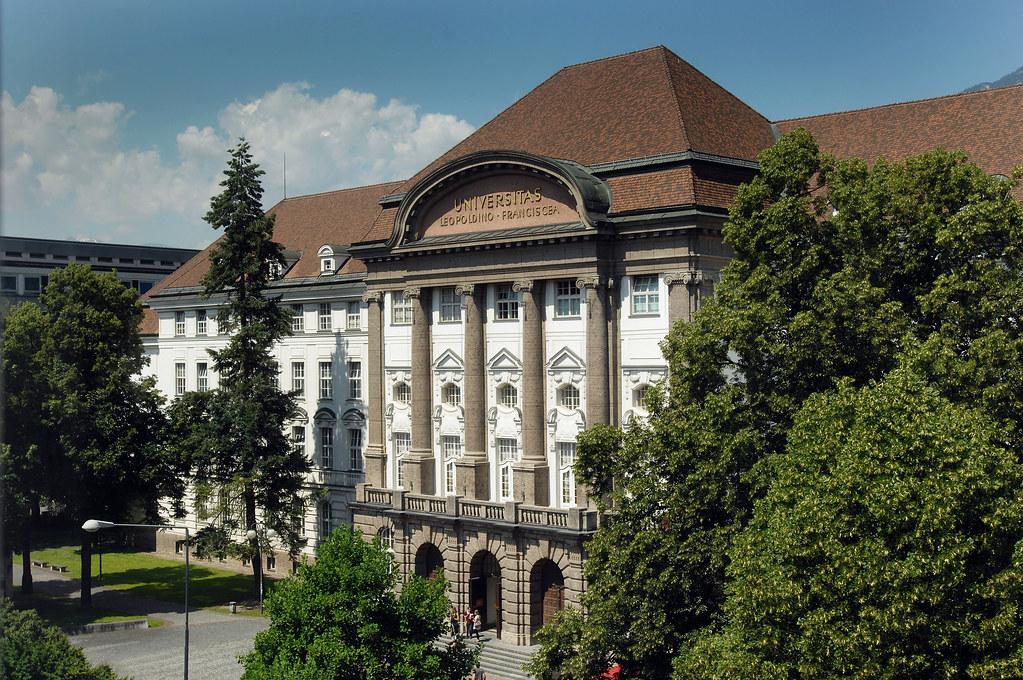 Main Building - University of Innsbruck | The University ...
