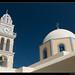 Greece - Santorini,Catholic Cathedral