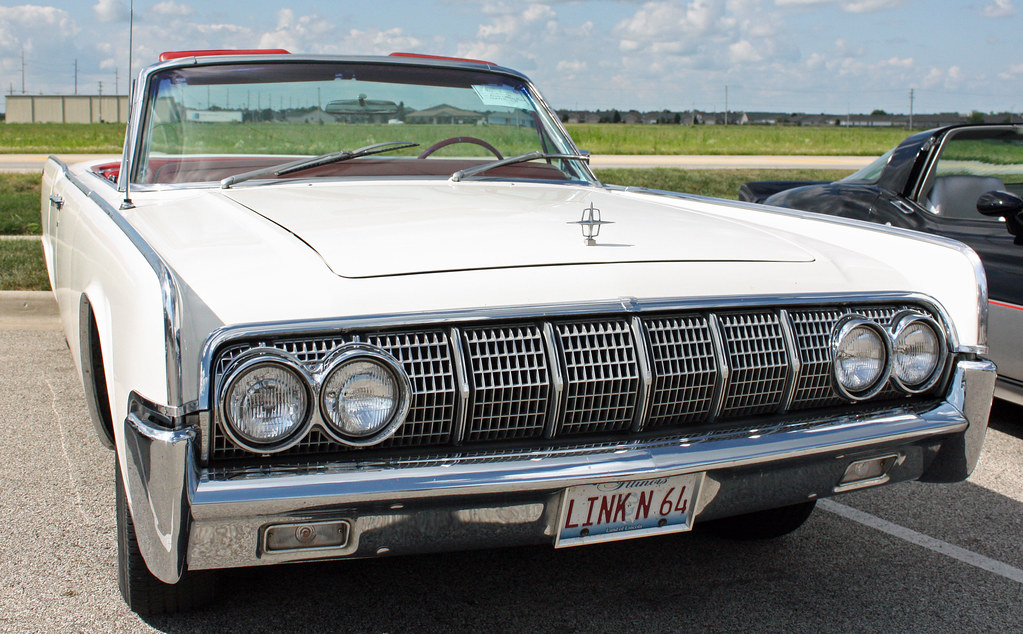 1964 lincoln continental convertible 1 of 6 photographed flickr. Black Bedroom Furniture Sets. Home Design Ideas
