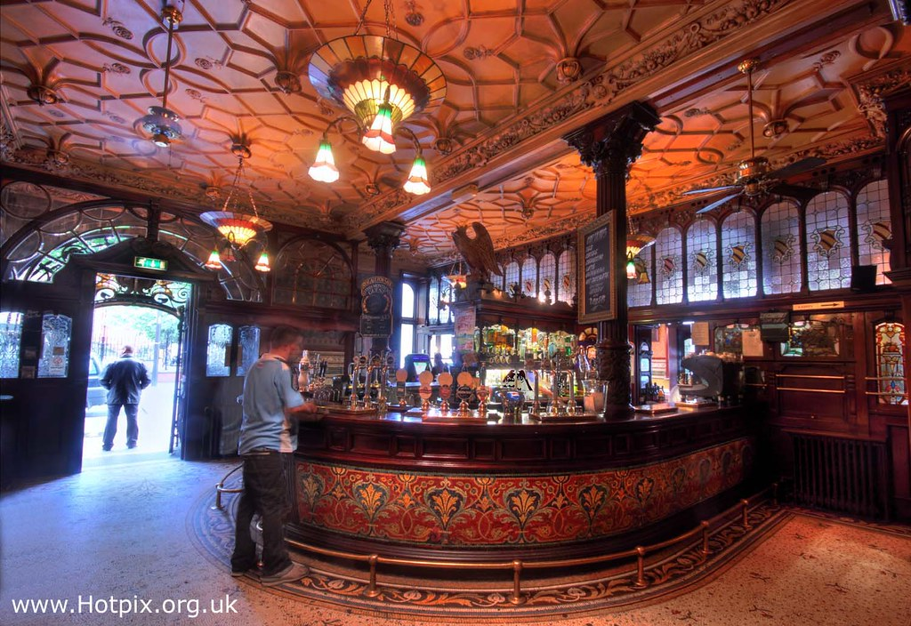 365 035 Philharmonic Pub Hope St Liverpool Merseyside Uk Flickr