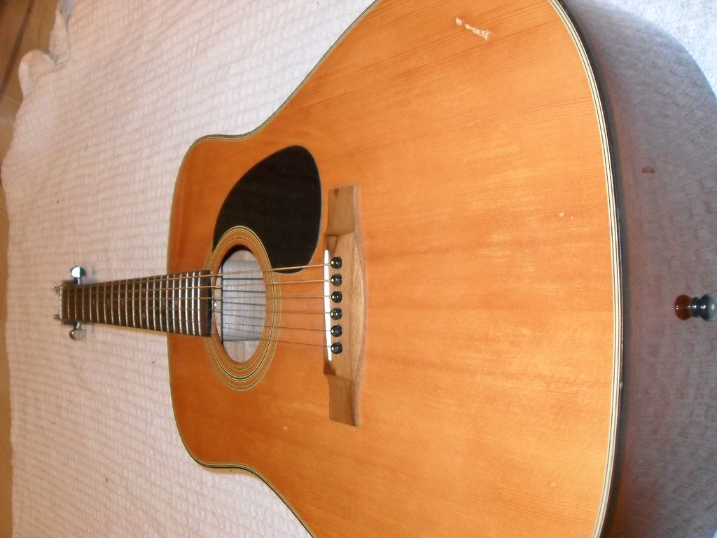 Sigma Guitar Dm 2 002 Ellie Morton Flickr