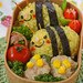 Honey Bee bento