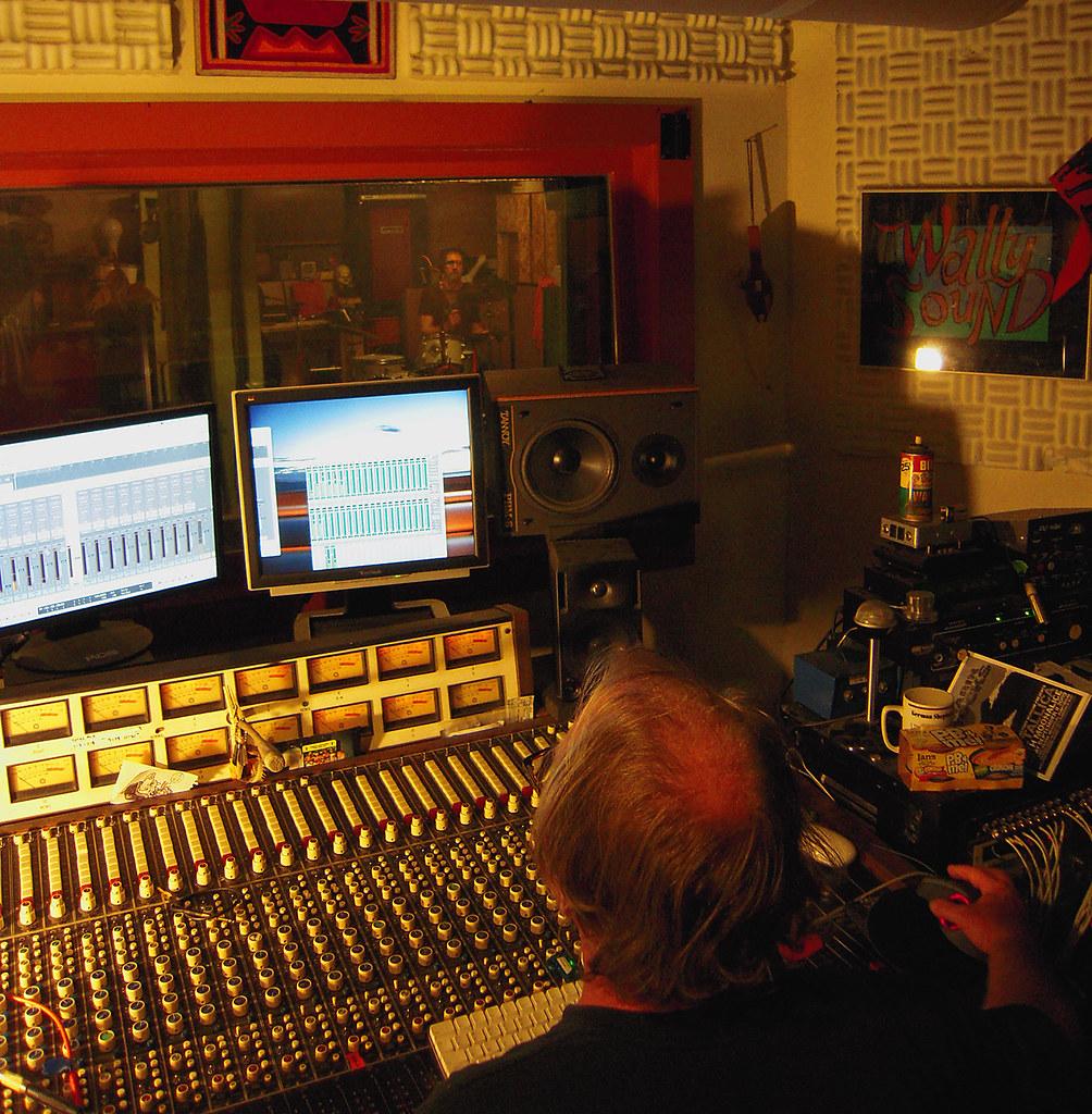 Recording Studio Engineer Resume
