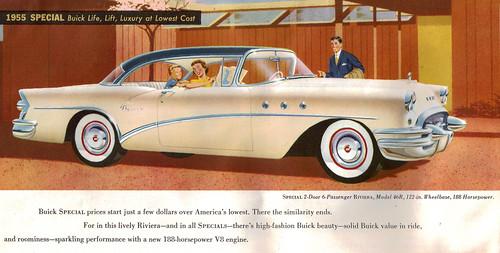 1955 buick special 2 door hardtop coconv flickr for 1955 buick 2 door hardtop