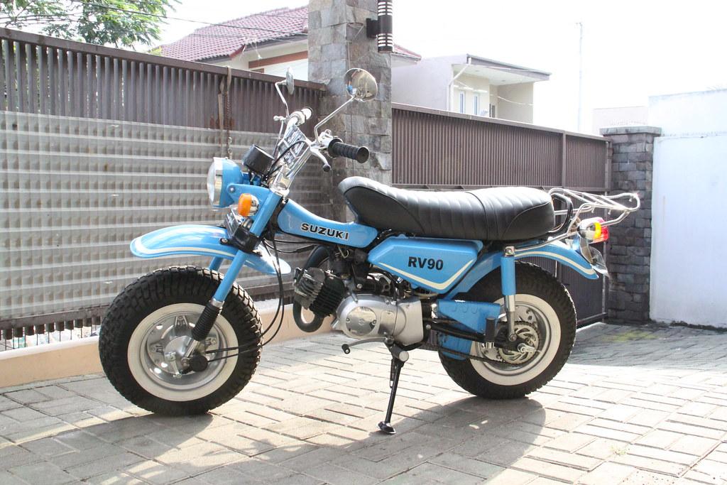 Suzuki RV90 Fanfan Fery Gunawan Flickr