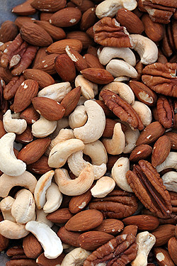 toasted nuts | by David Lebovitz