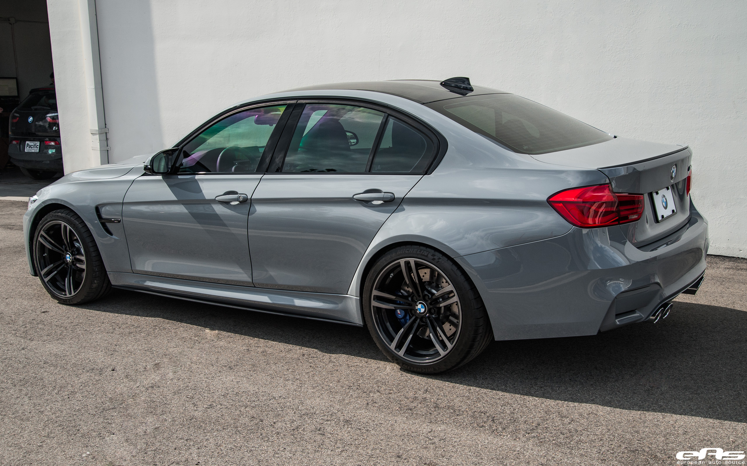 Nardo Grey F80 M3 Bmw Performance Parts Services