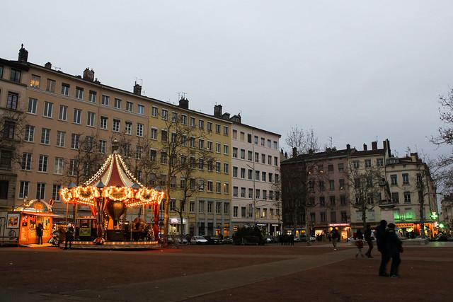 Lyon en Francia