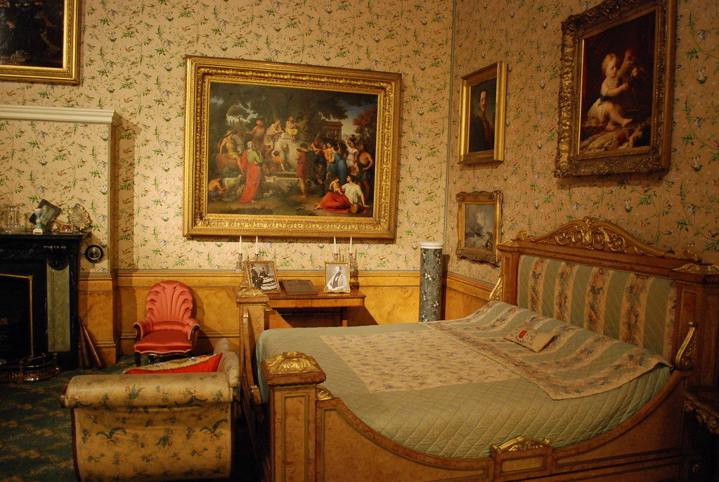 Kensington palace queen victoria 39 s bedroom jeff Kensington palace state rooms
