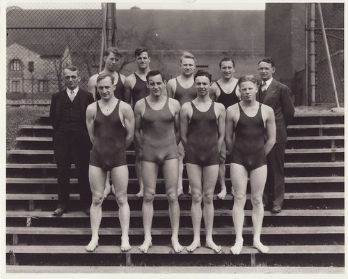 1930s Swimming Team University Of Minnesota I Don 39 T Know Flickr