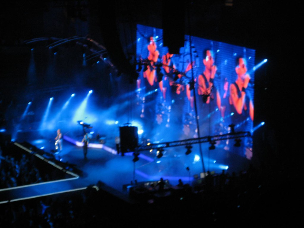 Depeche Mode Madison Square Garden 20090803 Flickr