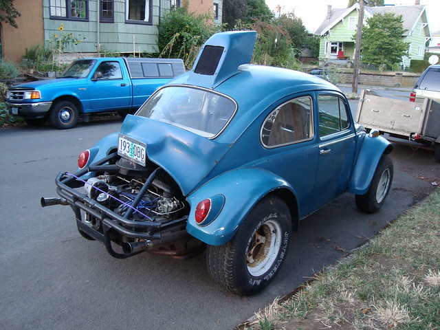 Souped Up Beetle Quot I Feel Good I Can Take It All The Way