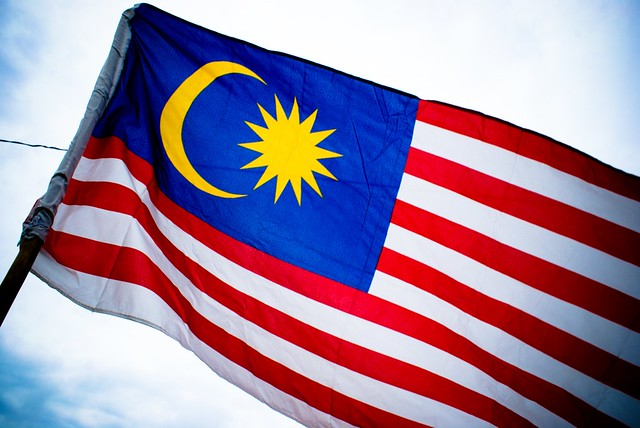 bendera malaysia by mohdrais