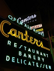 Canter's Deli | by Chris_Lott