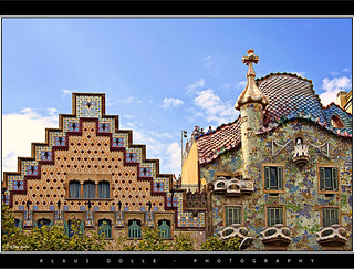 Casa Amatller and Casa Batllo; the best of the best in Barcelona town... | by www.klaus-dolle-photographie.com