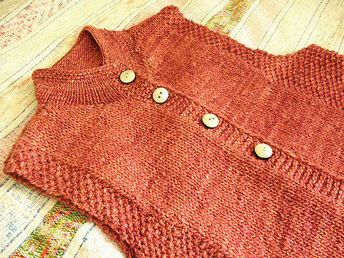 hiker'swaistcoat1 | by coco knits