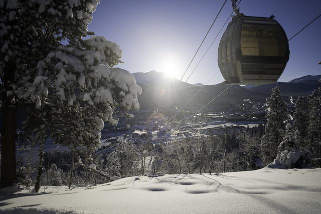 New BreckConnect Gondola
