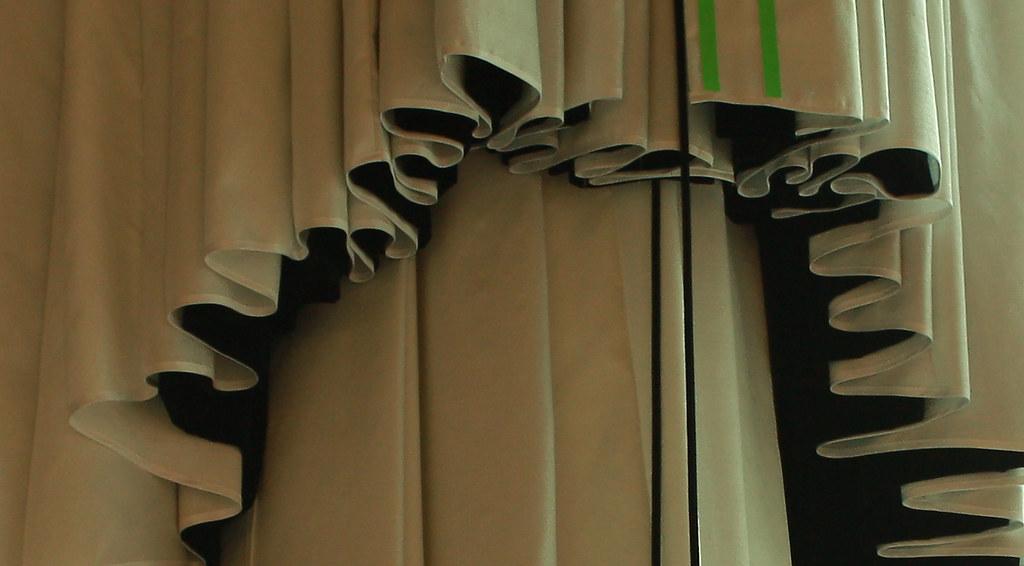 Gordijnen in de Kunsthal-Rotterdam | cees sloep | Flickr