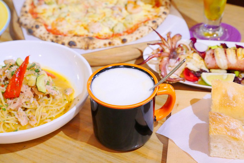 32168194204 c55c3de898 c - 【熱血採訪】默爾義大利餐廳:漂亮歐風裝潢義式餐酒館 想吃義大利麵 燉飯 披薩 啤酒或焗烤通通有!