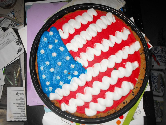 Great American Cookies Columbia Md Cookie Cake