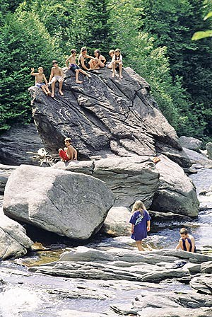Eagle S Nest Camp Pisgah Forest Nc Click Below For
