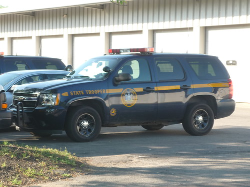 New York State Police Chevy Tahoe | by JLaw45