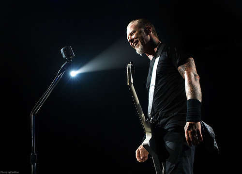 metallica @ bell centre 2 | by Eva Blue