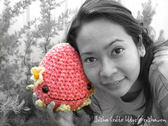 Salihan with Missy Strawberry | by :Salihan