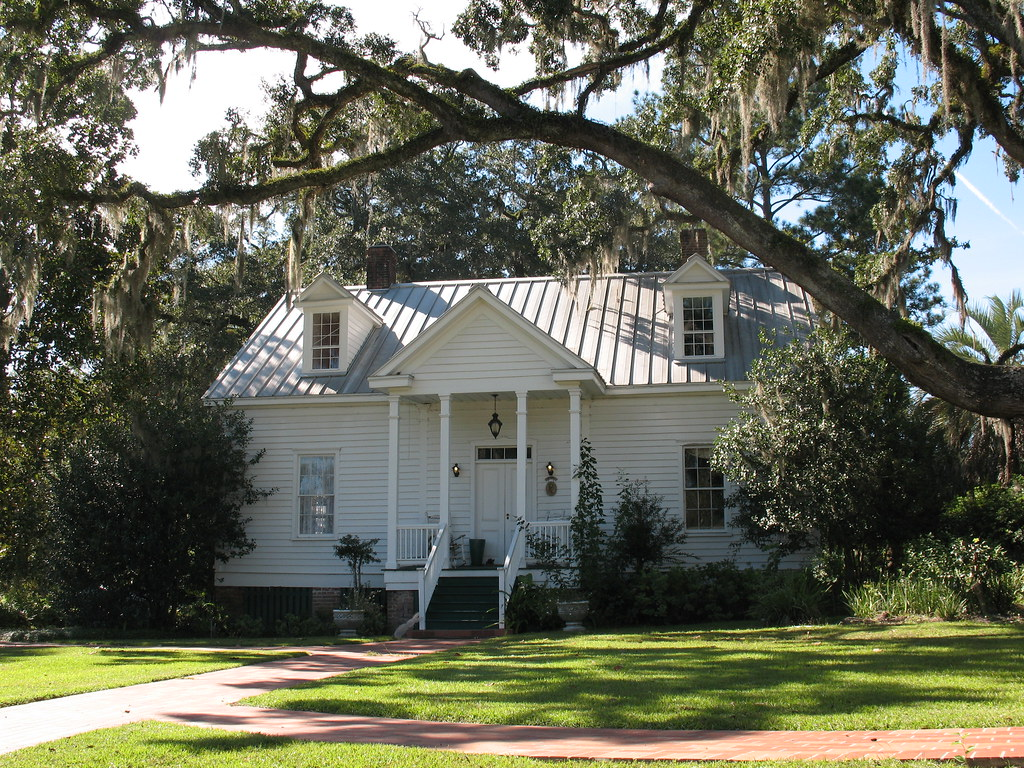Palmer House Monticello Fl National Register Of Historic