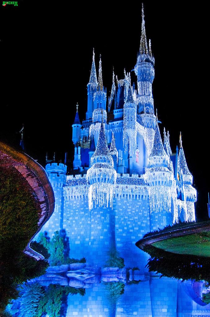Icicle Castle Look Closer Walt Disney World Magic