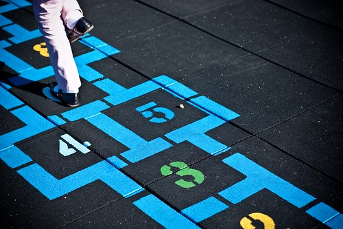 hopscotch | by Jack Fussell