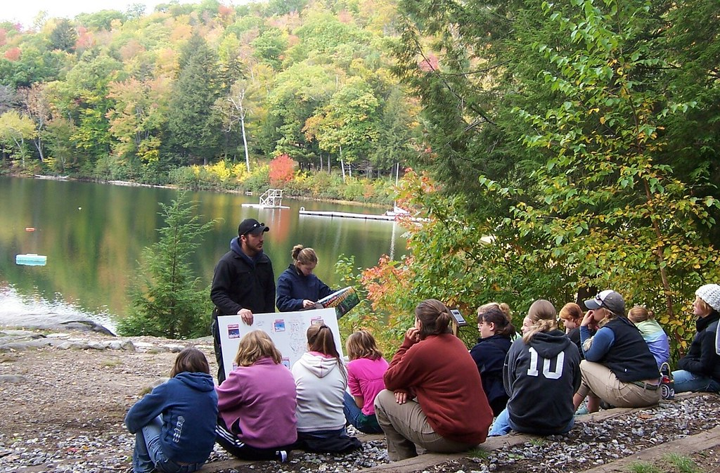 The Surprising Benefits of Outdoor Learning